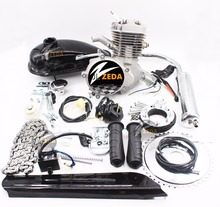 80cc 2-Cycle Bike Engine Motor Kit with Angle Fire Slant Head for High Performance Bicycle with CE/EPA certificate