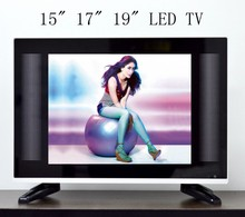 17''inch used panel/second hand panel LCD/LED TV television