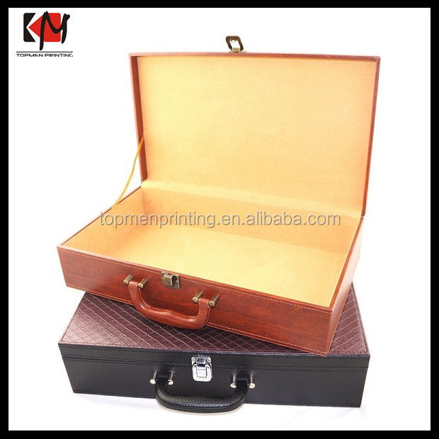 Gift Box for Wine Glasses Customized Wine Cardboard Box