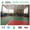 Silicon PU sport courts