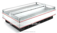 supermarket meat display freezer/island case/supermarket refrigeration equipment