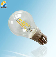 New Design Promotion!!Clear Glass B22 Dimmable Filament LED Bulb