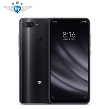 Dropshipping Original xiaomi mi 8 lite 4gb 64gb snapdragon 660 24MP front camera <strong>android</strong> cell phone mobile