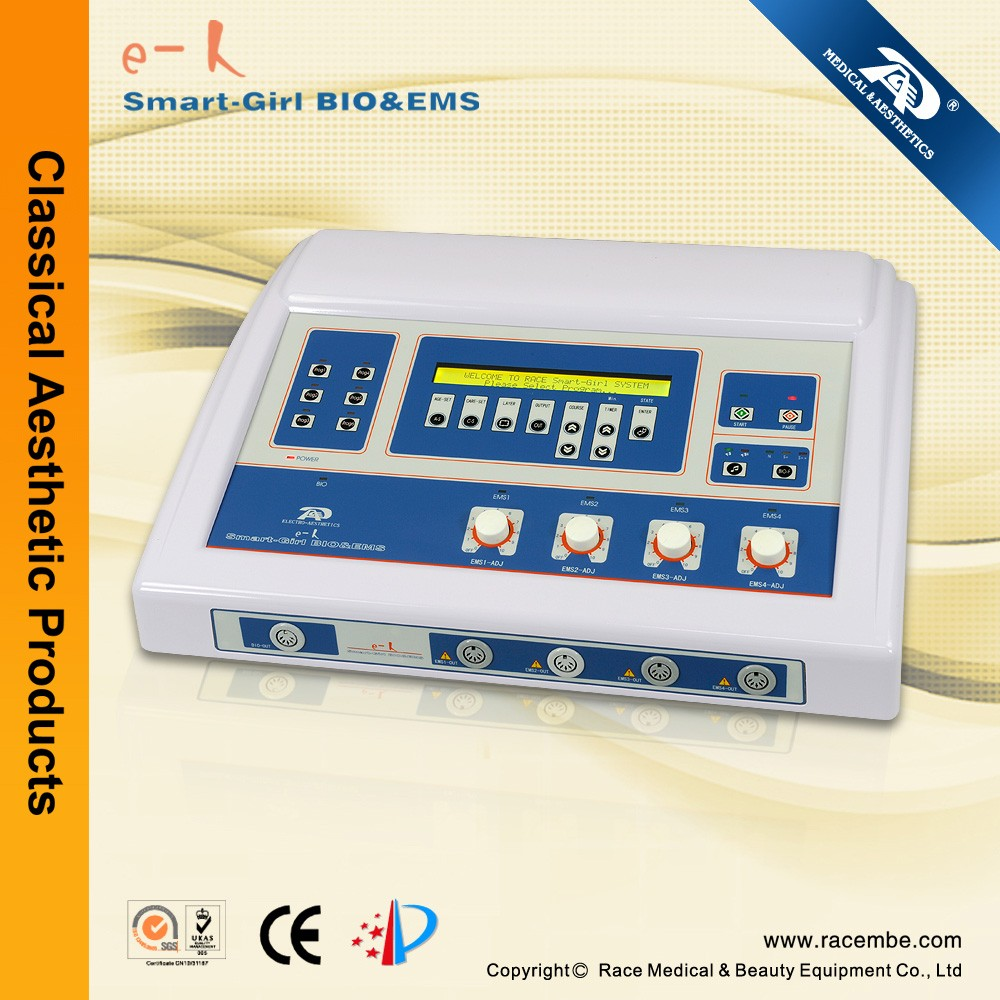 Smart Girl Bio Microcurrent and EMS Machine (CE.ISO13485)
