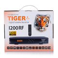 Tiger receiver hd I-200 RF Full HD1008p Digital Satellite TV Receiver DVB-S2 Media Player support PVR