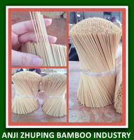 zhuping cheap incense bamboo sticks for incense