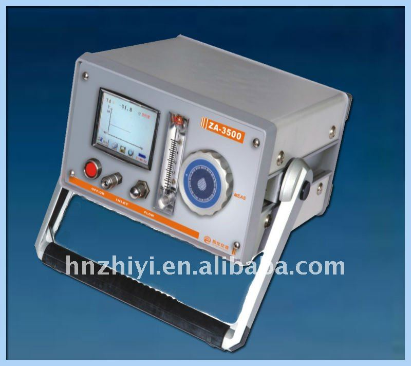 ZA-3500 Portable Dew Point Detection System