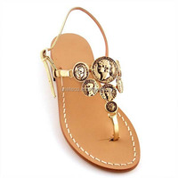 new style sandal ornaments and decoration with alloy zinc for woman shoes