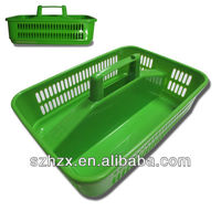 Plastic Bathroom Shampoo Basket