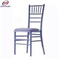 Wedding Stackable Iron Chiavari Chair