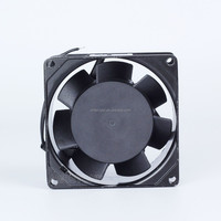 Large Airflow AC Fan Axial 8038 Sleeve&Dual Ball Bearing 80*80*38mm AC Small Cooling Fan 110V 220V 380V