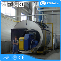 Wholesale products natural gas hot water boiler made in china