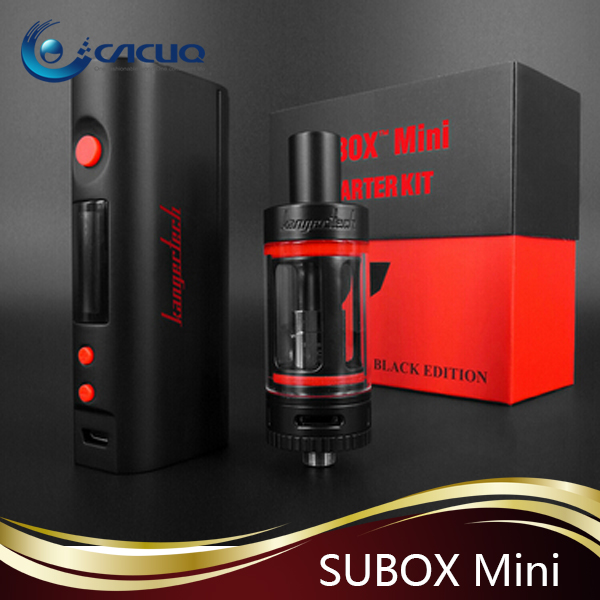 Hottest Kanger Starter Kit Kangertech Subox Mini 50w Mod subox silicone case