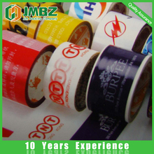Acrylic Adhesive and Offer Printing Design Printing High viscosity warning tape