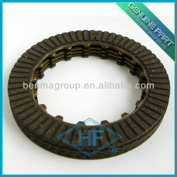 CD70 Clutch plate,HF Genuine parts,No.1 Quality