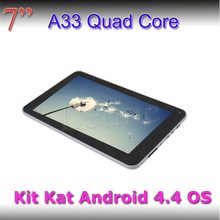"New 7"" quad core tablet pc without SIM card slot lowest price reliable quality"