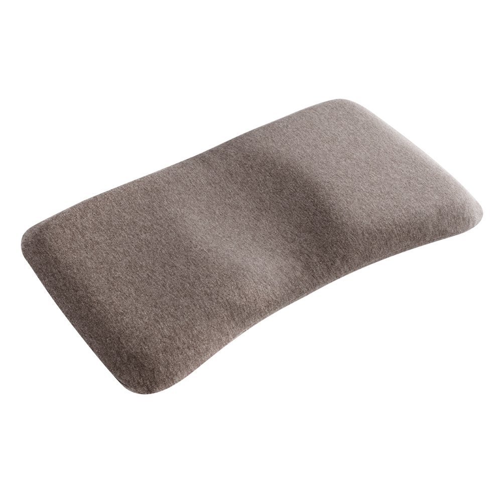 Soft 100% polyester baby memory foam pillow