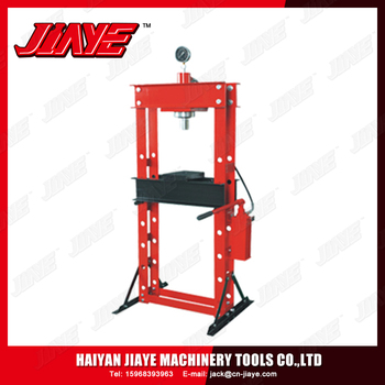 30TON hydraulic shop press(with Gauge)