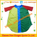customize baseball jersey, baseball uniform China