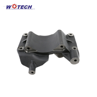 OEM sand casting steel casting iron tractor parts