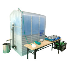 Renewable Energy Technology Small Scale Biogas Plant For Small Farm