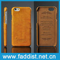 unique design mobile phone back cover case for iphone 6 card horder function