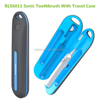 ABS and PP material travel toothbrush sanitizer