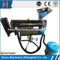 YPJ-GC High efficiency factory capsule polisher with rejection