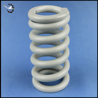 Custom auto shock absorber spring