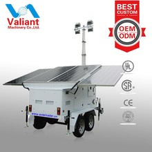 Alternative Energy portable solar power generator for home industrial use