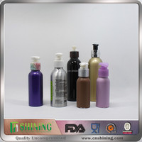 aluminum 250ml aluminum cream cosmetic packaging bottles dubai