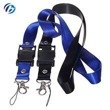 Personality Polyester Lanyard for USB Flash Drives Cell phone Key chains