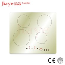 4 ring induction hob/white induction hob/built in hob JY-ID4006