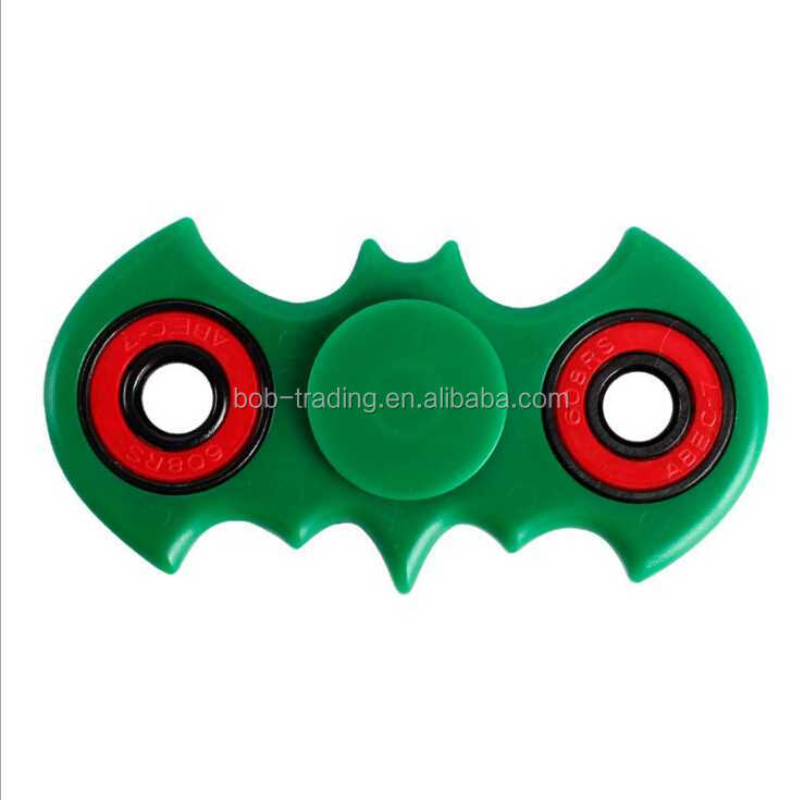 high quality Promotion Gift Bat Shape Hand Spinner metal box packing spinner
