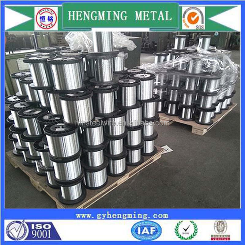 high tensile 18 gauge spring steel wire from factory