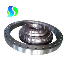 a105 carbon steel slip on forged welding plate flange