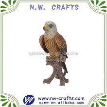 Bottom price professional custom house decor resin eagle statue