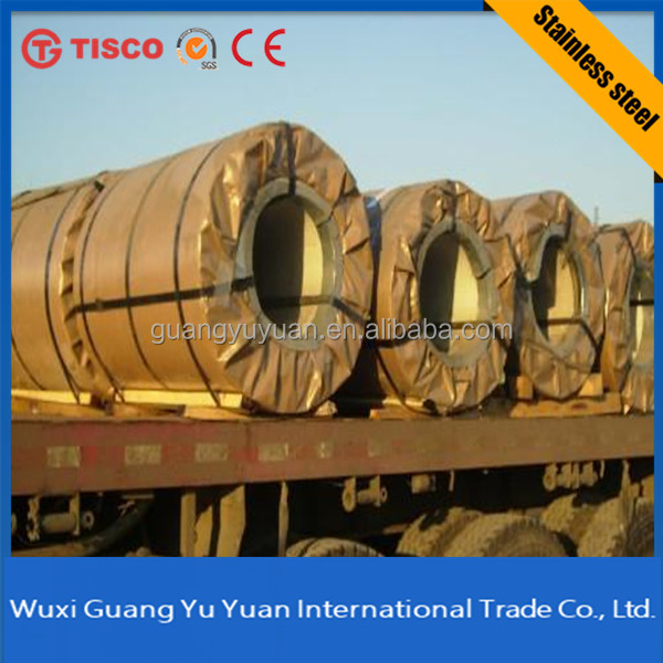 high qulity and cheap price cold rolled 410 420 430 Stainless Steel Coil
