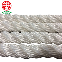Professional Manufacturers cord splicing 3 strand nylon rope