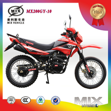 Popular in South America water cooled off road Motorbike