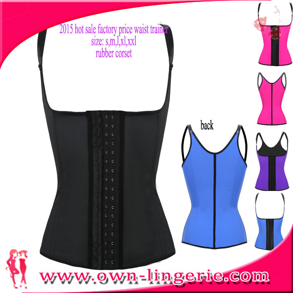 Sexy Steampunk Vintage Gothic Clothing Women Sexy Corsets Bustiers Top Steel Boned Waist Training Corset Waist Trainer Vest