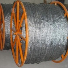 1.8mm to 5.4mm galvanized aircraft cable steel wire rope