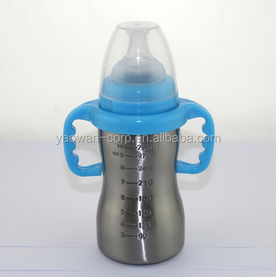 stainless steel baby Feeding supplies baby milk bottle warmer
