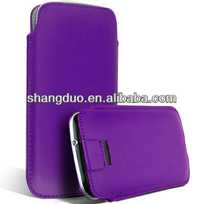 PU wallet case cell phone case