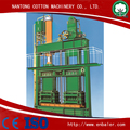 Hydraulic Baling Press Cotton Baler Machine