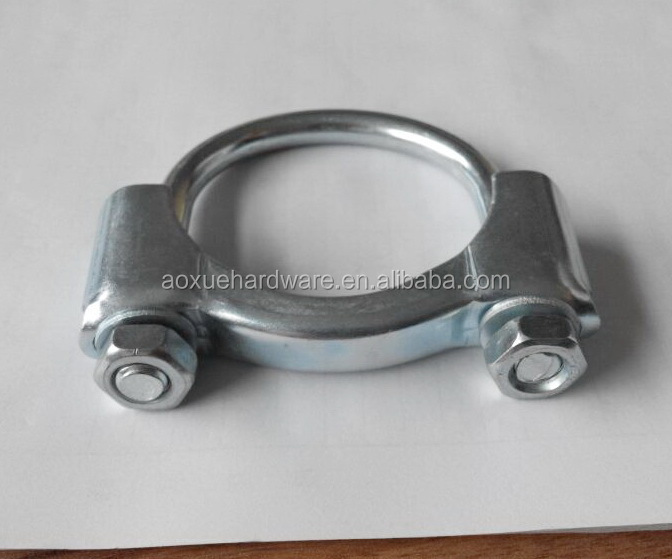 Stainless steel u bolt muffler pipe clamp buy