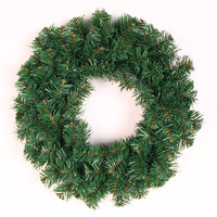 45CM beautifully Christmas decoration supplies wreath, Christmas wreath decoration for supplies hotel door hanging decoration