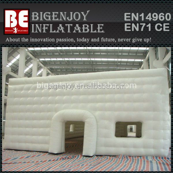 Inflatable misting tents for party