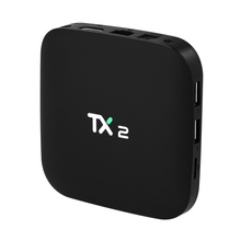 Smart TX2 RK3229 2GB RAM 16GB ROM Android 6.0 TV Box Quad Core OTT Smart TV Box