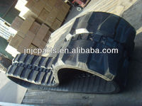 Rubber Tracks For Excavator,Small Robot Rubber Tracks , Rubber Track